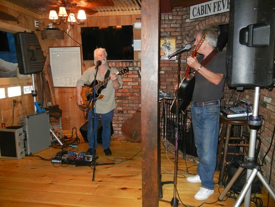 Cabin Fever: Live Music