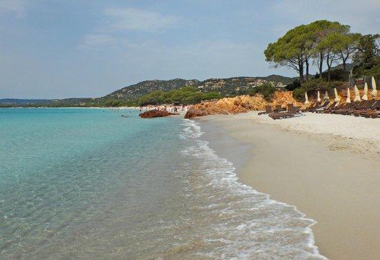 Plage de Palombaggia: Palombaggia beach