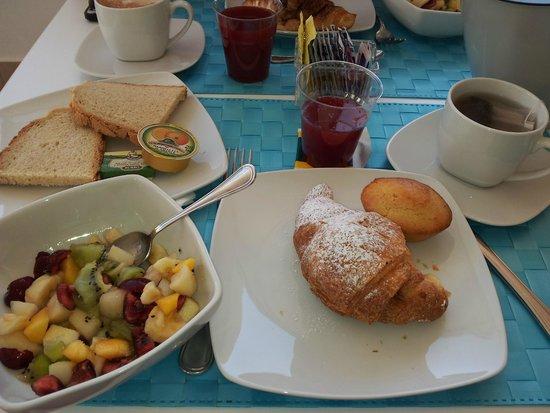 B&B Aria di Mare : colazione