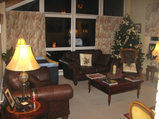 Riverside House B&B: Guests Lounge