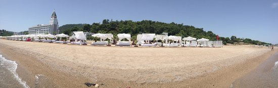 Amara Dolce Vita Luxury: Калипсо пляж