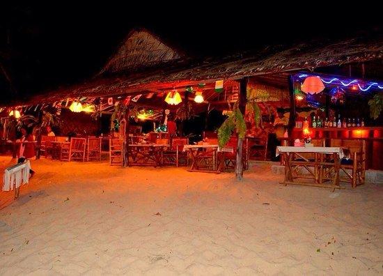 Boom Boom Restaurant: To night