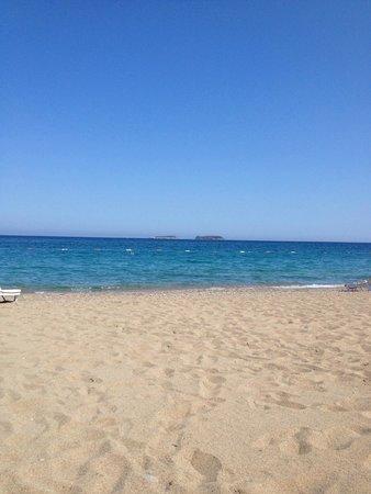 Amara Dolce Vita Luxury: Пляж и море