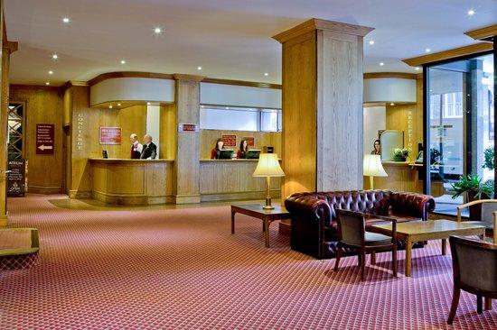 President Hotel: Reception