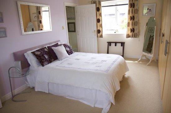 Tean House Bed and Breakfast: Double en suite