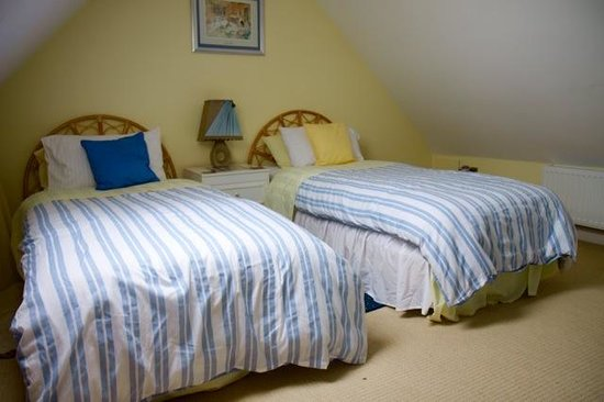 Tean House Bed and Breakfast: Twin Room