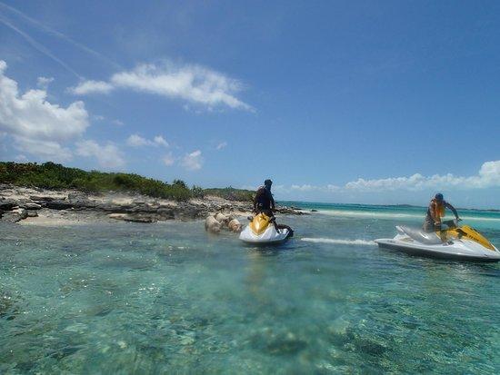 Exuma Water Sports: .