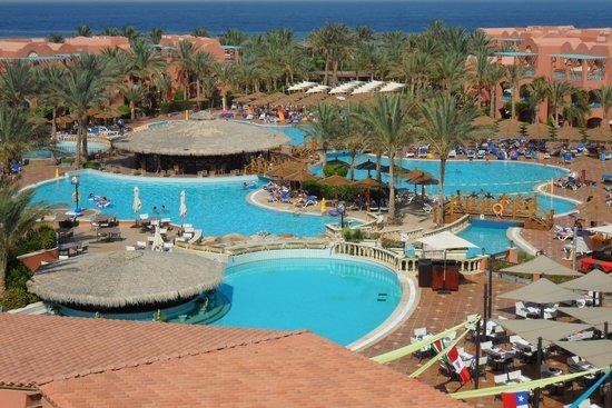 Club Magic Life Sharm el Sheikh Imperial : Activity Pool Area
