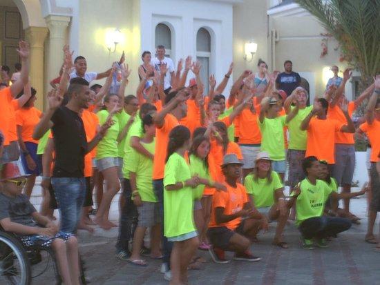 Joya Paradise: soirée flachmob