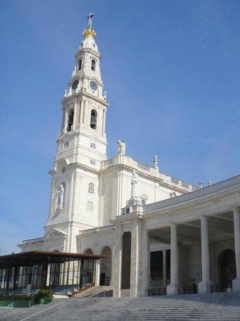 Basílica de Nossa Senhora de Fátima: b14