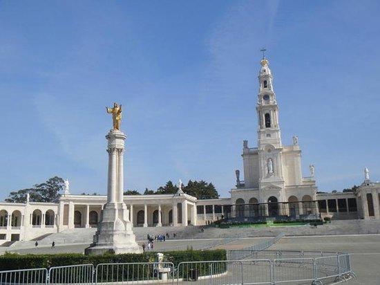Basílica de Nossa Senhora de Fátima: b26