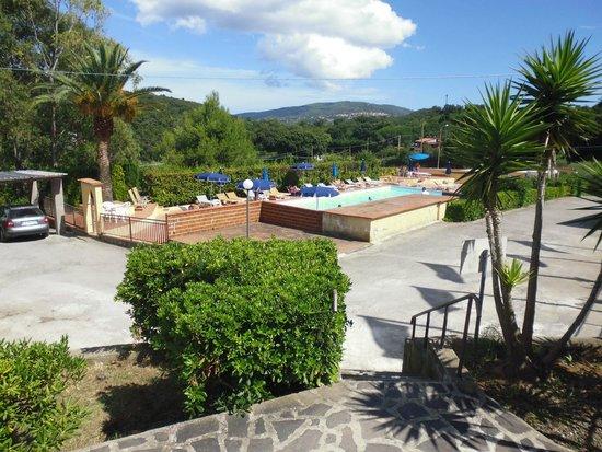 Villaggio Turistico La Valdana: piscina