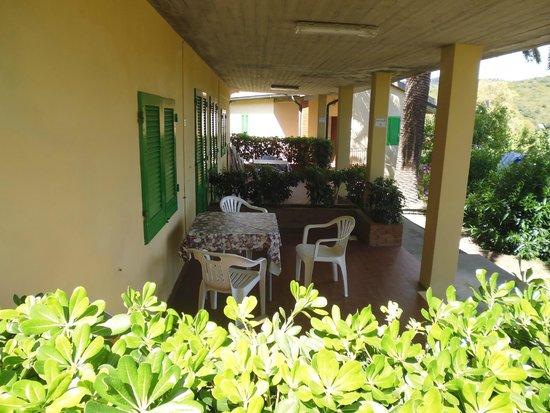 Villaggio Turistico La Valdana: appartamenti