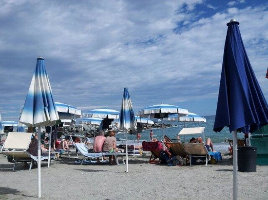 Spiaggia Libera Attrezzata