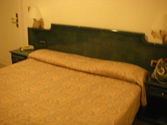 Hotel Ariston Montecarlo : camera