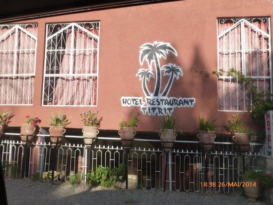 Hotel Restaurant Tifrit : hotel Tifrit  Imouzzer