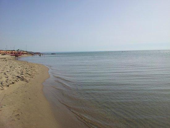 Magna Grecia Hotel Village: Spiaggia