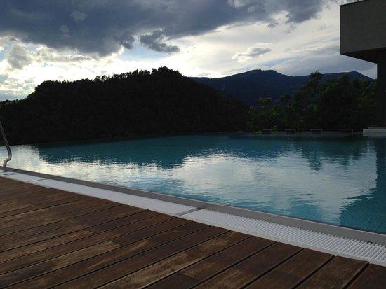 Hotel Alpenflora: Der Pool