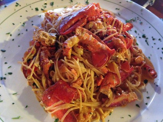 Locanda  lorena: LINGUINE ALL'ASTICE