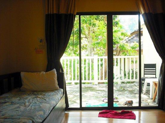 Anyavee Railay Resort: DayBed