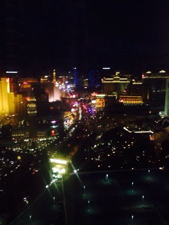 Treasure Island - TI Hotel & Casino: Room view