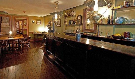 Tenement Museum: Schneider's Saloon at 97 Orchard Street