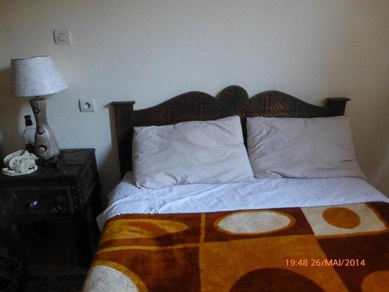 Hotel Restaurant Tifrit : la chambre