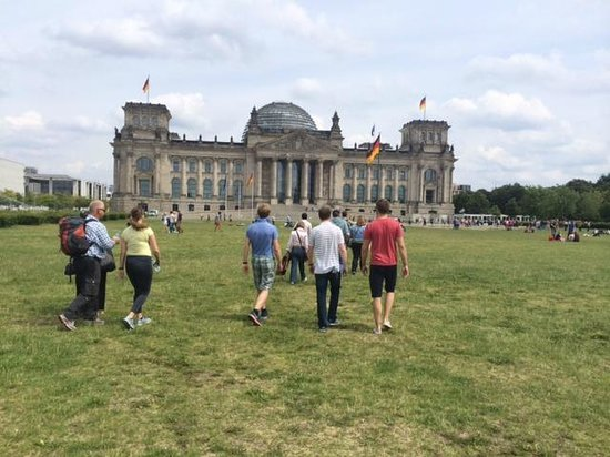 Original Berlin Walks: Berlin Walks, Third Reich Tour
