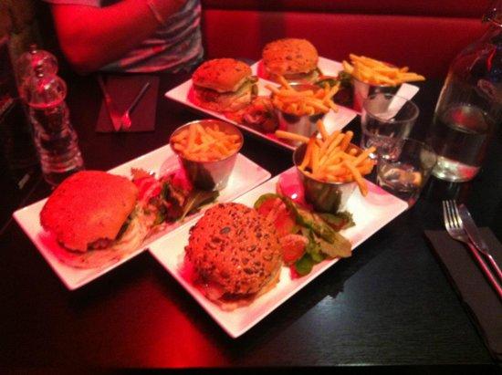 Bank St Bar & Grill: Un avant goût!