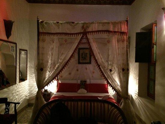 Riad Tamarrakecht: Chambre