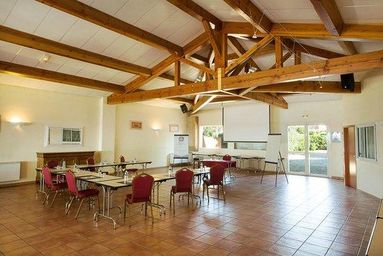 Best Western Hotel Paradou Mediterranee : Grande salle séminaire