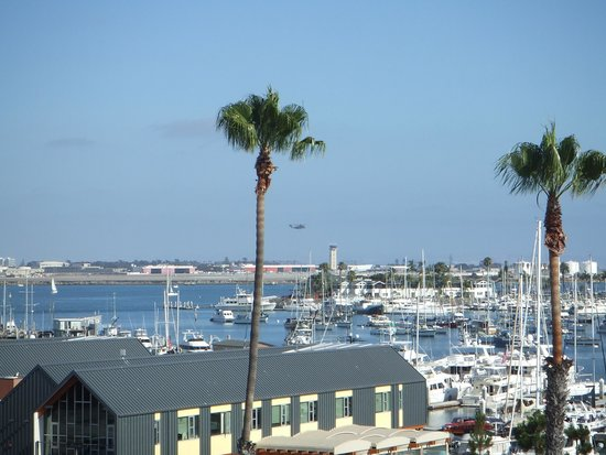 BEST WESTERN Yacht Harbor Hotel : Another bay view