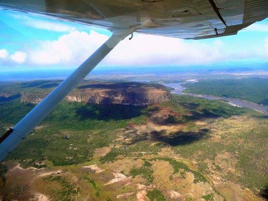 Mount Roraima: the lost world