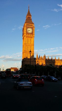 Hilton London Stansted Airport: Big Time In London!