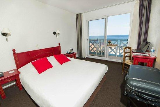 Best Western Hotel Paradou Mediterranee : Chambre