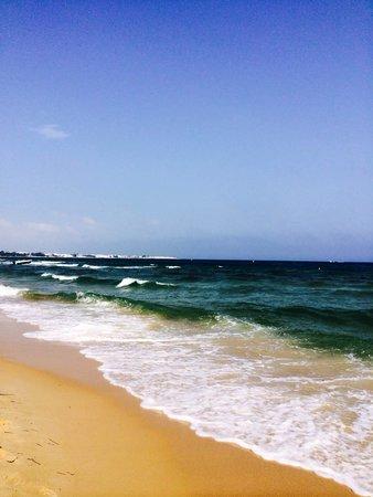 smartline Hammamet Regency: the beach