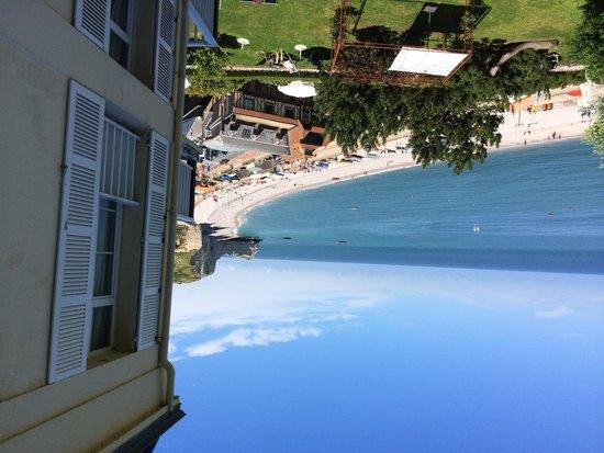 Hotel Dormy House : Vu de notre chalbre