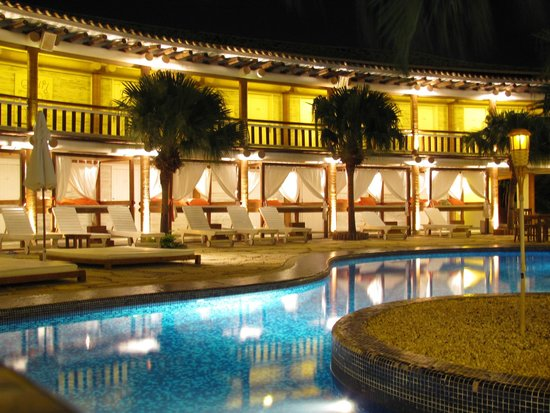 Perola Buzios Hotel: Piscina