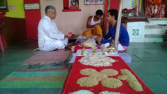Ujjain District, Индия: Mangal Dosh Puja