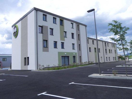 B&B Hôtel Aubenas : HOTEL