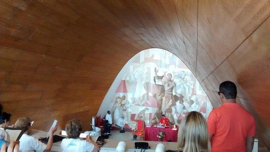 Igreja Sao Francisco De Assis: Interior único.