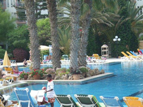 Hotel Agadir Beach Club: la reposante piscine