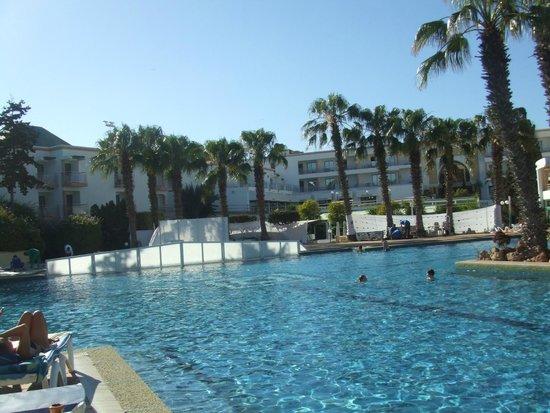 Hôtel Agadir Beach Club : merveilleuse piscine
