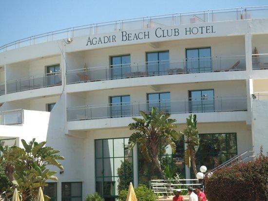 Hotel Agadir Beach Club: les suites