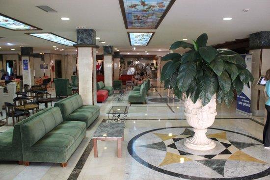 Hotel Pueblo Camino Real: salons intérieurs