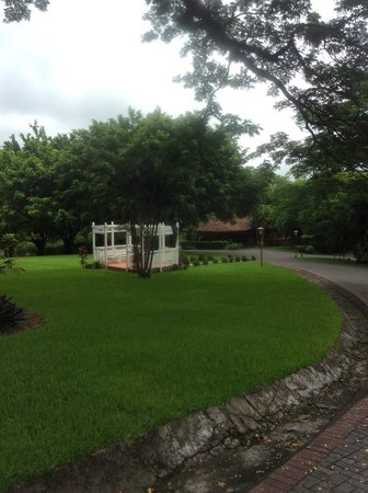 Hotel Borinquen Mountain Resort: Grounds