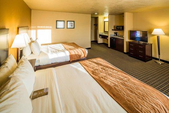Comfort Inn : Room with 2 Queens