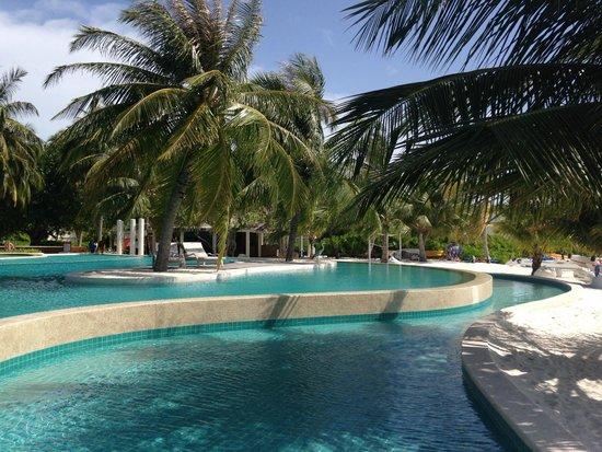 Holiday Inn Resort Kandooma Maldives : Pool
