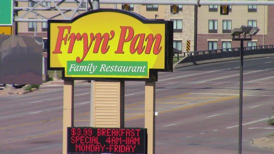 Fryn' Pan Family Restaurant 12th Street