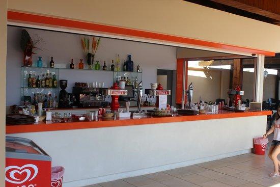 Hotel Pueblo Camino Real : bar extérieur